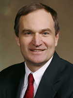 Manitowoc County Executive Robert Ziegelbauer