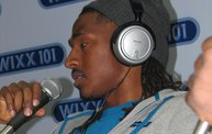 1 on 1 With The Boys :: 9/20/12 :: Tramon Williams 1