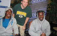 1 on 1 With The Boys :: 9/20/12 :: Tramon Williams 7