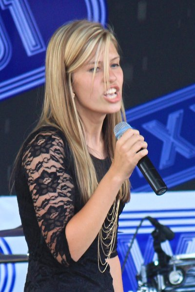WIXX Factor Champion Morgan Bronkhorst