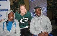 1 on 1 With The Boys :: 9/20/12 :: Tramon Williams 23