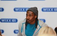 1 on 1 With The Boys :: 9/20/12 :: Tramon Williams 14