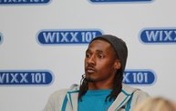 1 on 1 With The Boys :: 9/20/12 :: Tramon Williams 13