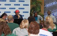 1 on 1 With The Boys :: 9/20/12 :: Tramon Williams 12