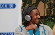 1 on 1 With The Boys :: 9/20/12 :: Tramon Williams 10