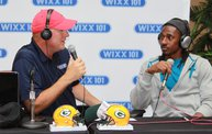 1 on 1 With The Boys :: 9/20/12 :: Tramon Williams 5