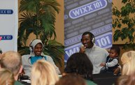1 on 1 With The Boys :: 9/20/12 :: Tramon Williams 16