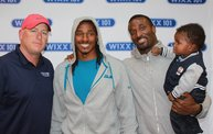 1 on 1 With The Boys :: 9/20/12 :: Tramon Williams 15