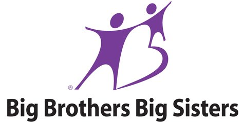 The logo for Big Brothers Big Sisters