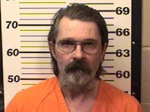 Larry Clark mugshot from Adams County Sheriff's Department