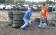 Q106 at U-Pull and Save Auto Parts (9-23-12) 7