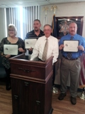 Branch County Jail Livesaving Awards