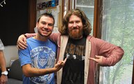 Casey Abrams at WIFC 9/25/12 11
