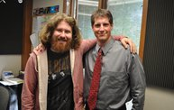 Casey Abrams at WIFC 9/25/12 5