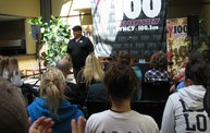 Hunter Hayes Live @ Y100 :: 9/26/12 16