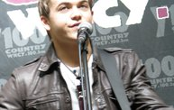 Hunter Hayes Live @ Y100 :: 9/26/12 13