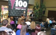 Hunter Hayes Live @ Y100 :: 9/26/12 12