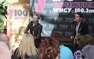 Hunter Hayes Live @ Y100 :: 9/26/12 22