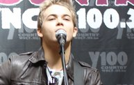 Hunter Hayes Live @ Y100 :: 9/26/12 20