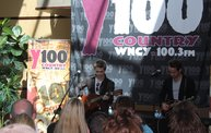Hunter Hayes Live @ Y100 :: 9/26/12 19