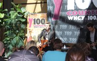 Hunter Hayes Live @ Y100 :: 9/26/12 30