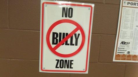 Every school should be a NO Bully Zone.