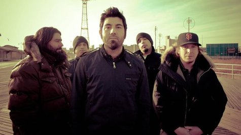 Image courtesy of Facebook.com/Deftones (via ABC News Radio)