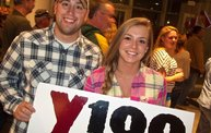 Carrie Underwood at the Resch Center With Y100 28