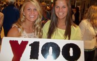 Carrie Underwood at the Resch Center With Y100 27