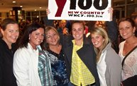 Carrie Underwood at the Resch Center With Y100 24