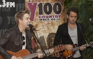 Hunter Hayes Live @ Y100 :: 9/26/12 8