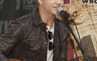Hunter Hayes Live @ Y100 :: 9/26/12 7