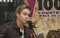 Hunter Hayes Live @ Y100 :: 9/26/12 6
