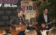 Hunter Hayes Live @ Y100 :: 9/26/12 5