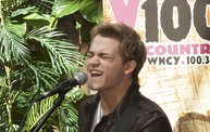 Hunter Hayes Live @ Y100 :: 9/26/12 4