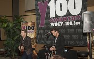 Hunter Hayes Live @ Y100 :: 9/26/12 3
