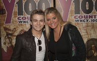 Y100 Listeners Meet Hunter Hayes 20