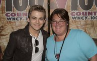 Y100 Listeners Meet Hunter Hayes 19
