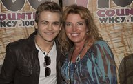 Y100 Listeners Meet Hunter Hayes 18