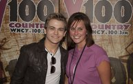 Y100 Listeners Meet Hunter Hayes 17