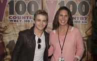 Y100 Listeners Meet Hunter Hayes 16