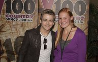 Y100 Listeners Meet Hunter Hayes 12