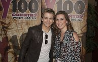 Y100 Listeners Meet Hunter Hayes 10
