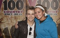 Y100 Listeners Meet Hunter Hayes: Cover Image