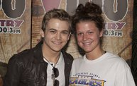 Y100 Listeners Meet Hunter Hayes 7