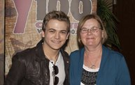 Y100 Listeners Meet Hunter Hayes 5
