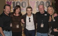 Y100 Listeners Meet Hunter Hayes 4