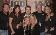 Y100 Listeners Meet Hunter Hayes 3