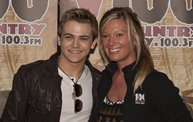 Y100 Listeners Meet Hunter Hayes 2
