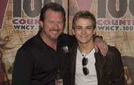 Y100 Listeners Meet Hunter Hayes 1